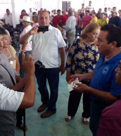 Suspenden elección de líder ejidal en Calderitas