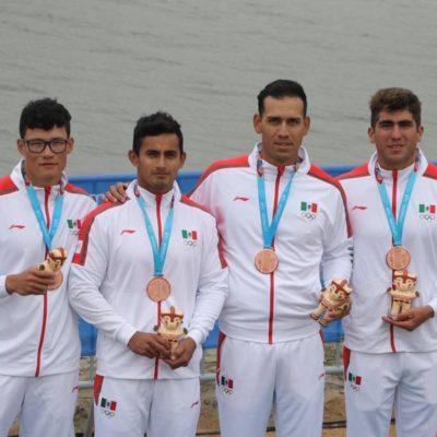 Cae la primera medalla para Quintana Roo en los Panamericanos