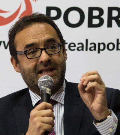 Reemplaza AMLO a Gonzalo Hernández en Coneval, días después de cuestionar austeridad en columna periodística