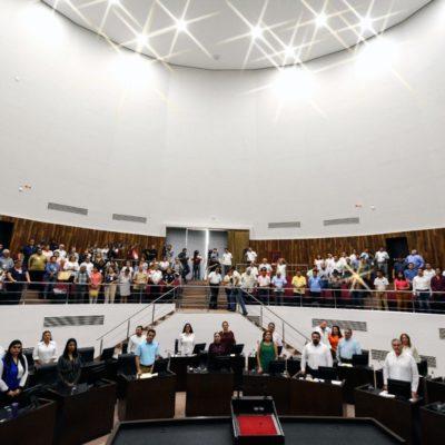 Autoriza Congreso local endeudamiento por más de 2 mil 260 mdp para 'Yucatán Seguro'