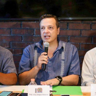 Descuida Luis Alegre sus obligaciones por dar prioridad a temas que no son de su competencia, acusan panistas y perredistas