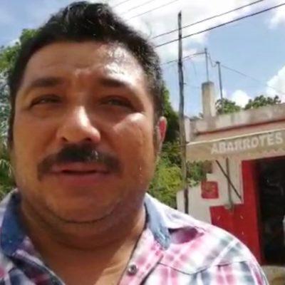 Por recorte federal, cierran comedor comunitario en Dziuché, en uno de los municipios más necesitados de la Zona Maya de Quintana Roo