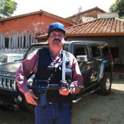 Pide EU confiscar a su favor más de 12 millones de dólares a 'El Chapo'