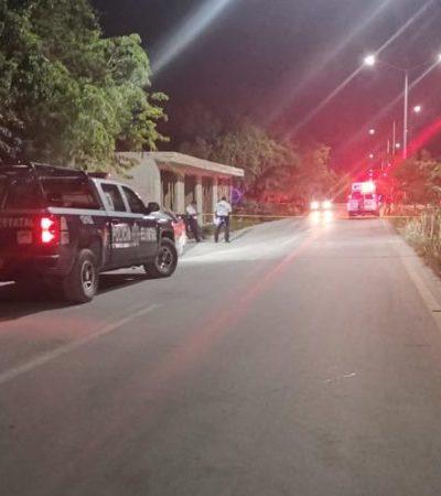 Sujetos disparan contra dos comercios durante la madrugada en Playa del Carmen