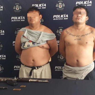 ACTUALIZACIÓN | SUENAN BALAZOS EN TULUM: Ataque armado deja un herido y dos detenidos