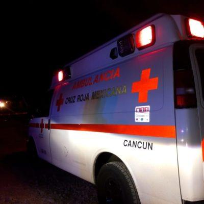 DOBLE EJECUCIÓN EN EL FORTÍN: Matan a balazos durante la madrugada a un hombre y a una mujer en Región 237 de Cancún