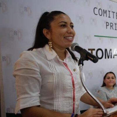 """PRI en Cozumel exhorta a eliminar el """"dedazo"""" durante el proceso interno de selección de la dirigencia nacional"""