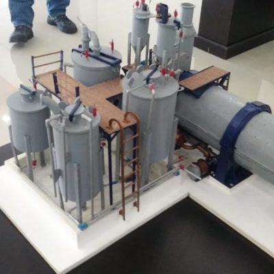 Ingenieros presentan ambicioso proyecto de planta que transformaría el sargazo en biodiésel y etanol en Chetumal
