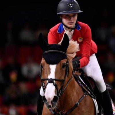 Eve, hija de Steve Jobs, representará a Estados Unidos en los Juegos Panamericanos de Lima