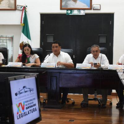 Analizarán en comisiones diversas iniciativas en temas de salud, población y cultura presentadas por diputados