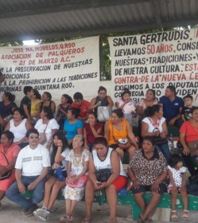 Diputados y organizaciones se reúnen en la segunda Mesa de Trabajo sobre la Ley de Bienestar Animal en José María Morelos