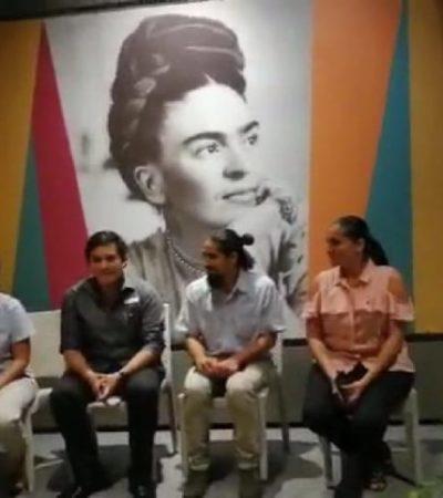 "Alistan segundo festival ""Viva Frida"" en Playa del Carmen"
