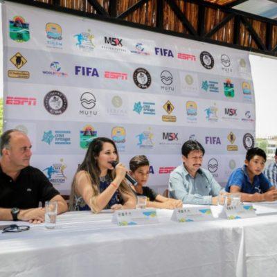 Deportistas tulumnenses participarán en el Campeonato Mundial de Futsal 2019 en Estados Unidos