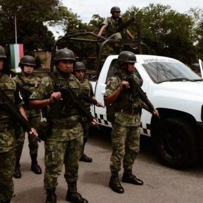 Acusa Sedena campaña de desprestigio contra elementos de la Guardia Nacional