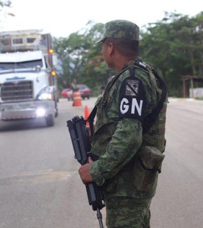 Filtran audio donde delegada del INM en Chiapas reconoce subordinación a la Guardia Nacional