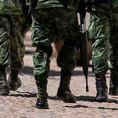 Despliegan en Tuxtla Gutiérrez a la Guardia Nacional para reforzar la seguridad en zonas urbanas