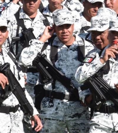 Habilita Chiapas trece 'sedes estratégicas' para despliegue de la Guardia Nacional