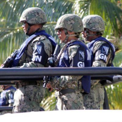 Empresarios de Chetumal esperan que en tres meses se vean los resultados de la Guardia Nacional y el Mando Único de QR