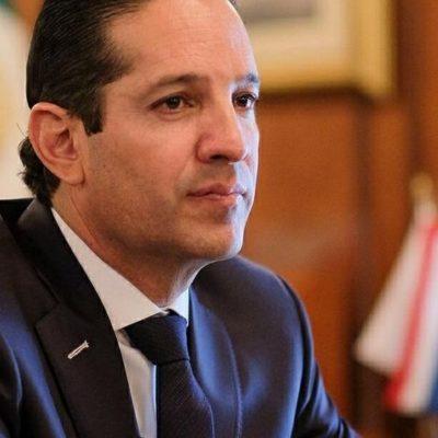 Se deslinda gobernador de Querétaro del caso Collado