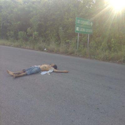SEGUIMIENTO | Anuncian investigación por golpiza a sujeto que había sido detenido en Chetumal