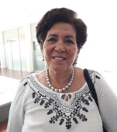 Arellano Guillermo es 'tonto' al afirmar que no se ha sacado arena de Cozumel, critica ambientalista