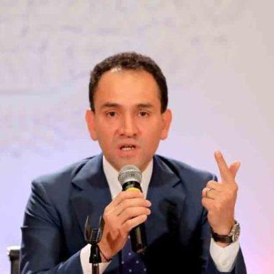 Afirma Herrera que México está 'muy, muy lejos' de una recesión y confía en que los mercados 'lo quieran' tanto como a Urzúa