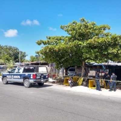 Muere en el hospital herrero baleado en su negocio en la Región 234 de Cancún