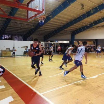 """Más de cien equipos visitan el Caribe Mexicano para competir por la """"Copa Cancún de Baloncesto 2019"""""""