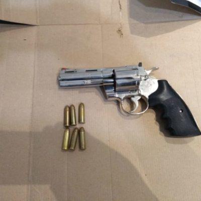 Detienen a 10 personas y aseguran armas de fuego en hechos distintos en Puerto Morelos