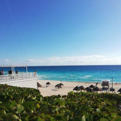 Destinos del Caribe Mexicano registran incremento de 4.15% de turistas en el primer semestre del año