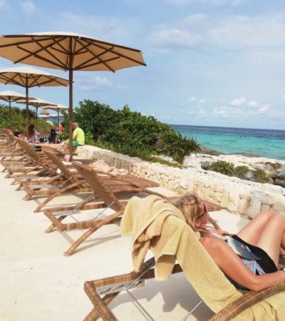 Autoridades turísticas confían en la recuperación del mercado estadounidense en Cancún