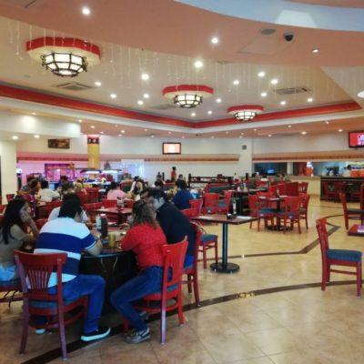 Restaurantes del centro de Cancún esperan incremento del 30% en las próximas semanas