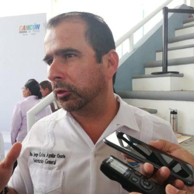 """""""Faltan recursos y acuerdos con las empresas de transporte para mejorar la movilidad en Cancún"""", asegura Jorge Aguilar"""