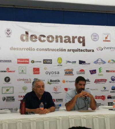 Expo Deconarq mantiene potencial de crecimiento debido al interés de la industria inmobiliaria por QR