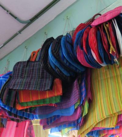 ¿PAULATINO CAMBIO DE MENTALIDAD?: Incrementa un 75% la venta de morrales y bolsas ecológicas en el Mercado 23 de Cancún