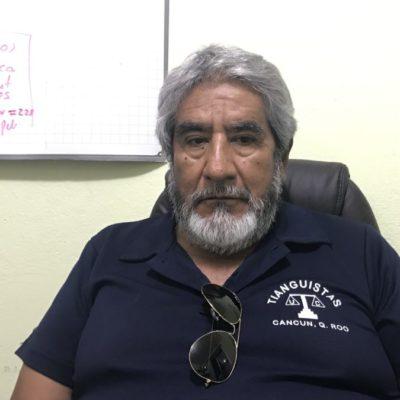 Golpean y asaltan en su domicilio a Melitón Ortega, líder de los tianguistas y ex regidor de BJ