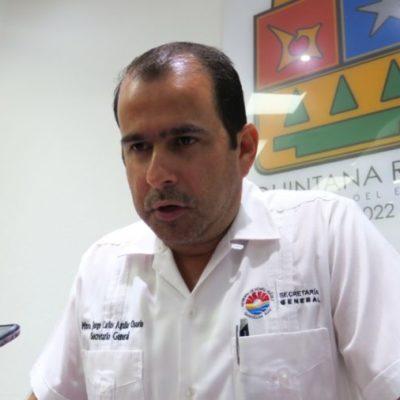 Advierte Jorge Aguilar que se necesita una 'estrategia conjunta' para revocar la concesión de Aguakan