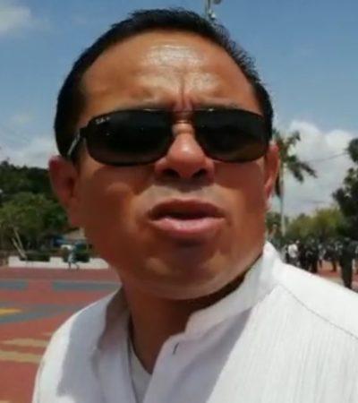 """""""NO ES UNA VARITA MÁGICA"""": Director de Servicios Públicos afirma que recuperar Playa del Carmen del abandono tomará tiempo"""