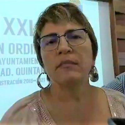 """""""Nuestro pecado es haber ganado y gobernar de manera excelente"""", responde Laura Beristain a críticas por falta de transparencia"""