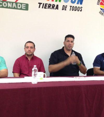 Horacio Llamas regresa a Cancún para impartir una clínica de baloncesto en el Centro Estatal Deportivo de Alto Rendimiento