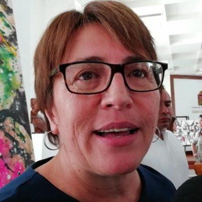 Laura Beristain condena asesinato de subdirector de Migración en Playa del Carmen y se compromete a trabajar para garantizar la seguridad