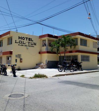 OTRO 'LEVANTÓN' EN CANCÚN: Reportan que gente armada se llevó a un hombre que salía de un hotel cerca de 'El Crucero'
