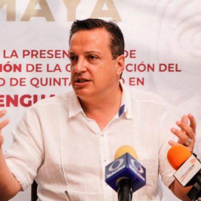 Admite Luis Alegre que ni él sabe porqué no llegan los recursos federales a Quintana Roo