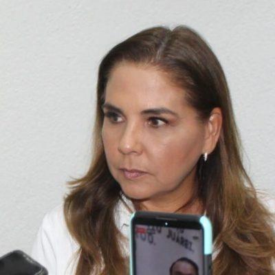 A casi un año de gobierno, reconoce Mara Lezama que sus proyectos siguen 'atorados' porque la 4T aún no les autoriza recursos