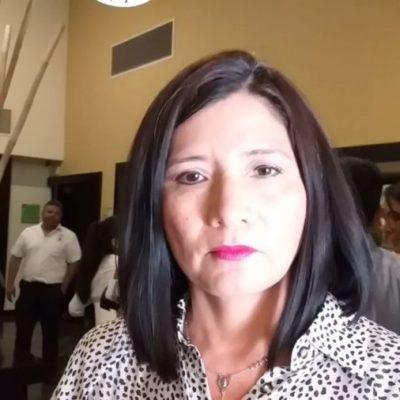 Reforma electoral es innecesaria porque se han perfeccionado acciones a favor de la democracia, afirma Mayra San Román