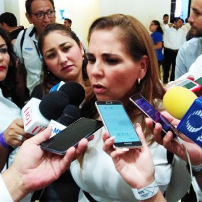 """""""TODO ES PERFECTIBLE"""": En materia de seguridad se busca qué funciona y qué no, según los índices delictivos, dice Mara Lezama"""