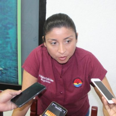 Destino final del antiguo Hospital General de Cancún todavía es una incógnita para autoridades municipales, asegura la regidora Maricruz Carrillo