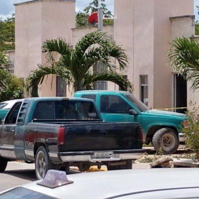SEGUIMIENTO | JUGABA A LA 'RULETA RUSA' Y NO TUVO SUERTE: Investigan versión de que hombre hallado muerto hoy en Cancún se disparó a sí mismo frente a su esposa