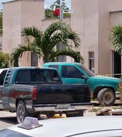 SEGUIMIENTO   JUGABA A LA 'RULETA RUSA' Y NO TUVO SUERTE: Investigan versión de que hombre hallado muerto hoy en Cancún se disparó a sí mismo frente a su esposa