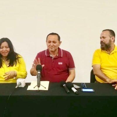 Regidores de Lázaro Cárdenas presentan juicios contra Nivardo Mena ante el Teqroo